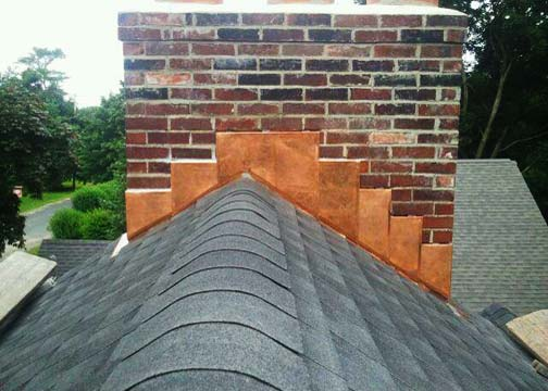 copper roof repair quincy ma